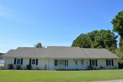 Little River Single Family Home For Sale: 3999 Greenhead Dr.