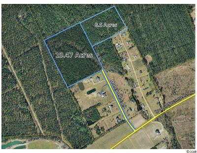Conway SC Residential Lots & Land For Sale: $290,000