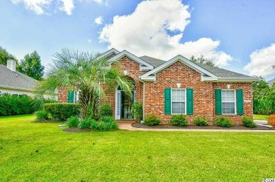 Murrells Inlet Single Family Home Active-Pend. Cntgt. On Financi: 4469 Fringtree Drive