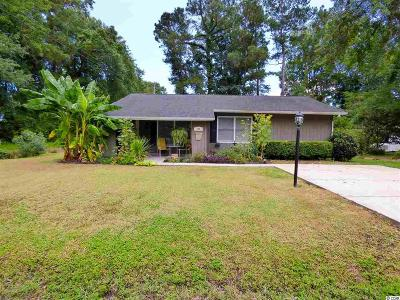 Murrells Inlet Single Family Home Active-Pend. Cntgt. On Financi: 320 Stratford Pl