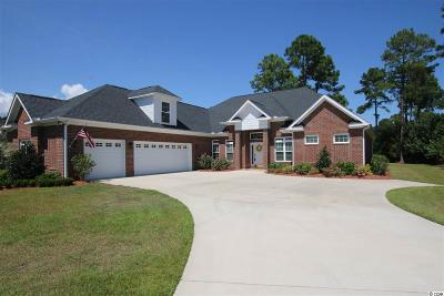 Myrtle Beach Single Family Home For Sale: 2006 Woodburn Drive