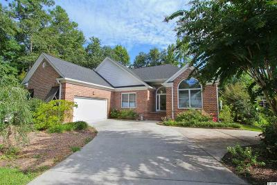 Pawleys Island Single Family Home For Sale: 36 Tillersplow Court