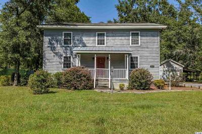 Murrells Inlet Single Family Home Active-Pend. Cntgt. On Financi: 5614 Rosehall Drive