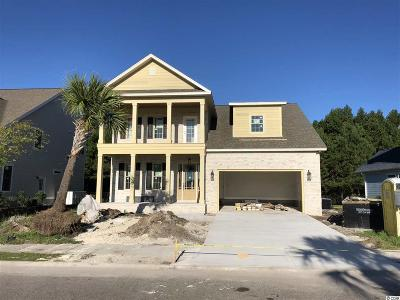 Myrtle Beach Single Family Home Active-Pend. Cntgt. On Financi: 5121 Middleton View Drive