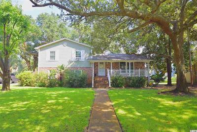 Surfside Beach Single Family Home For Sale: 315 North Oak Dr.