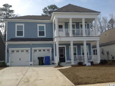 Myrtle Beach Single Family Home Active-Pend. Cntgt. On Financi: 2626 Goldfinch Dr.