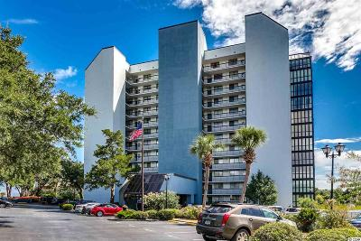 Myrtle Beach Condo/Townhouse For Sale: 311 N 69th Ave Unit 1202 #1202
