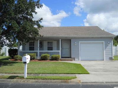 Murrells Inlet Single Family Home Active-Pend. Cntgt. On Financi: 9549 Sullivan Drive