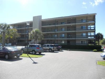 Little River Condo/Townhouse Active-Pend. Cntgt. On Financi: 4445 Kingsport Rd. #301