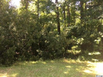 Loris SC Residential Lots & Land For Sale: $24,500
