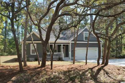Pawleys Island Single Family Home For Sale: 1252 Hawthorn Drive