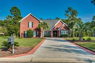 Myrtle Beach SC Single Family Home For Sale: $539,900