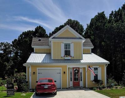 North Myrtle Beach Single Family Home For Sale: 5228 Sea Coral Way