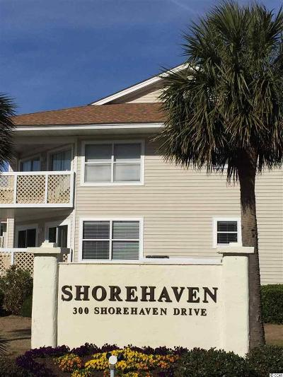 North Myrtle Beach Condo/Townhouse Active-Pend. Cntgt. On Financi: 300 Shorehaven Dr. #H-2