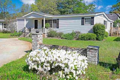 Murrells Inlet Single Family Home For Sale: 770 Nelson Dr