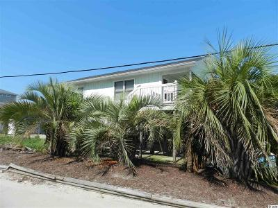 Murrells Inlet Single Family Home For Sale: 104 L Sunset Drive