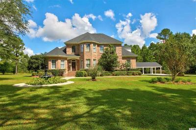 Aynor SC Single Family Home For Sale: $600,000