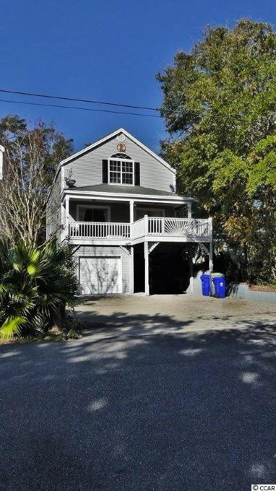 Surfside Beach Single Family Home Active-Hold-Don't Show: 114 N Oak Dr.