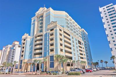Myrtle Beach Condo/Townhouse For Sale: 2501 S Ocean Blvd. #1129