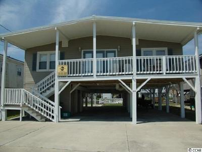 North Myrtle Beach Multi Family Home For Sale: 305 N 45th Ave
