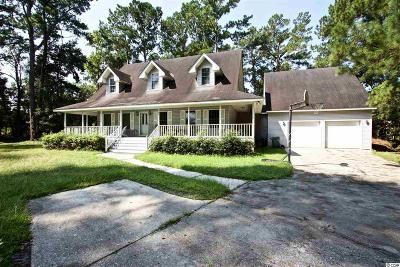 Single Family Home For Sale: 245 Jericho Ct.