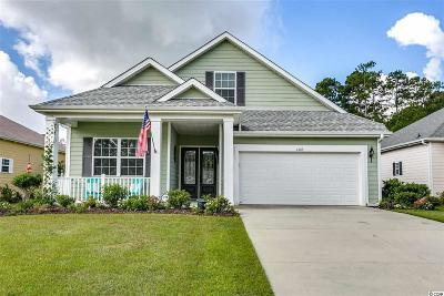 Murrells Inlet Single Family Home Active-Pend. Cntgt. On Financi: 1663 Murrell Pl.