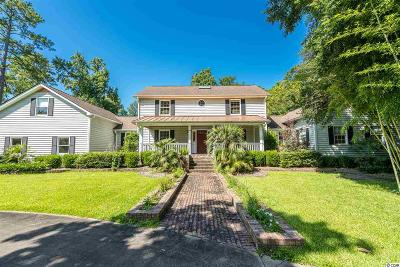 Myrtle Beach Single Family Home For Sale: 64 Middle Gate Rd