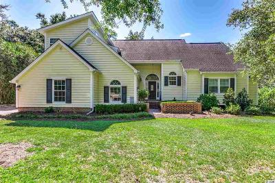Pawleys Island Single Family Home For Sale: 189 Aspen Loop