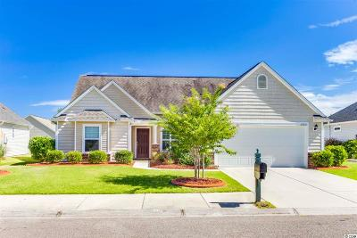 North Myrtle Beach Single Family Home Active-Pend. Cntgt. On Financi: 3905 Club Course Drive