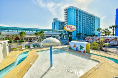 Myrtle Beach Condo/Townhouse Active-Pending Sale - Cash Ter: 1600 S Ocean Blvd. #150