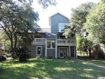 Myrtle Beach Single Family Home For Sale: 6503 N Ocean Blvd