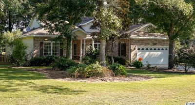 Murrells Inlet Single Family Home For Sale: 4368 Goude St.