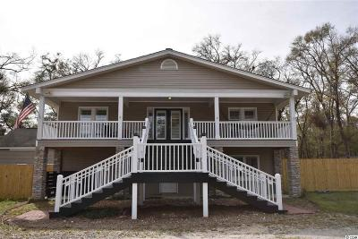 Pawleys Island Single Family Home For Sale: 191 Weston Rd.