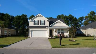 Murrells Inlet Single Family Home For Sale: 140 Shenandoah Dr.