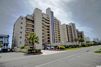 Garden City Beach Condo/Townhouse Active-Pend. Cntgt. On Financi: 1620 N Waccamaw Drive #605