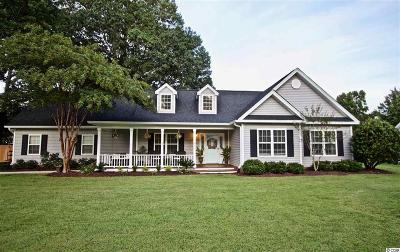 Pawleys Island Single Family Home Active-Pend. Cntgt. On Financi: 59 Shore Rush Drive