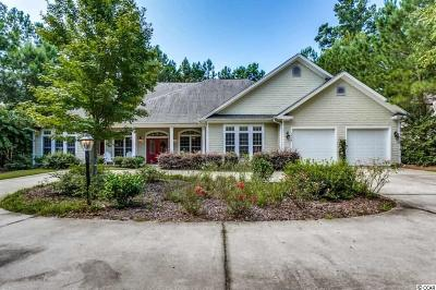 Georgetown County, Horry County Single Family Home For Sale: 1608 Burgee Ct.