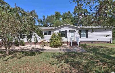 Loris Single Family Home For Sale: 1018 Highway 45