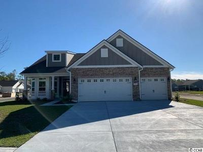 North Myrtle Beach Single Family Home Active-Pend. Cntgt. On Financi: 1716 North Cove Court