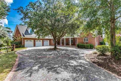 Little River Single Family Home For Sale: 4904 Eastport Blvd.