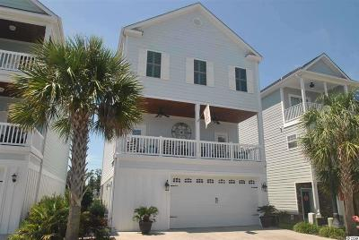 North Myrtle Beach Single Family Home For Sale: 1305 Mariners Rest Drive