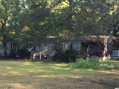 Conway Single Family Home For Sale: 1916 Pitch Landing Rd.