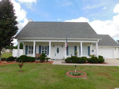 Conway Single Family Home For Sale: 205 Hamilton Way