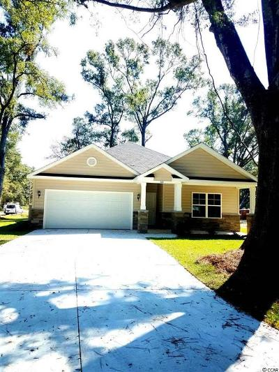 Pawleys Island Single Family Home For Sale: Tbd1 Parkersville Road