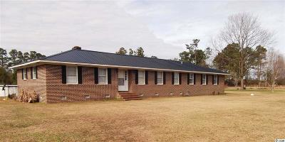 Loris Single Family Home For Sale: 4751 Ansel Lane