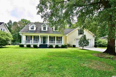 Georgetown Single Family Home Active-Pending Sale - Cash Ter: 565 George Washington Trail