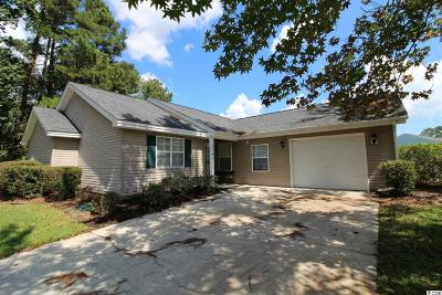 Myrtle Beach Single Family Home Active-Pend. Cntgt. On Financi: 1162 Ganton Way