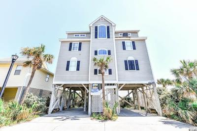 Surfside Beach Single Family Home For Sale: 417 S Seaside Dr.