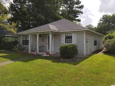 Myrtle Beach Single Family Home For Sale: 6650 Wisteria Drive