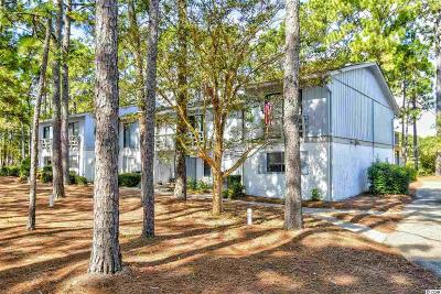 Surfside Beach Condo/Townhouse Active-Pend. Cntgt. On Financi: 1833 Crooked Pine Dr #D-5